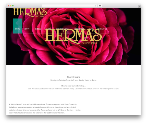 WordPress popup-press plugin - hermas.ca