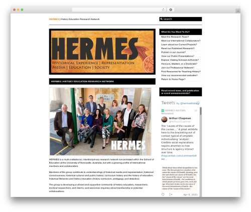 Best WordPress template 10PAD2-Rising Sun - hermes-history.net