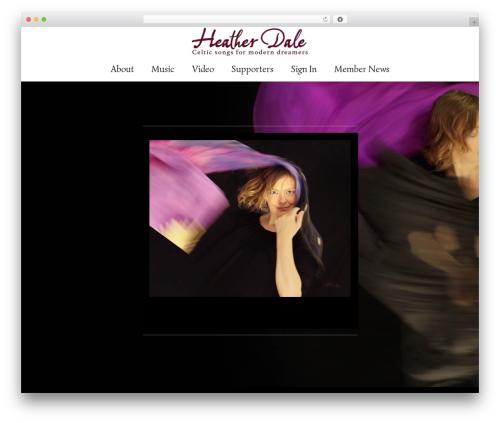 Free WordPress Podlove Podcast Publisher plugin - heatherdale.com