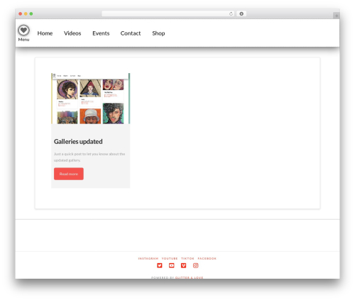 Free WordPress EmbedPress – Embed Google Docs, Vimeo and Wistia videos, Giphy and Imgur photos, and more plugin - angiecurl.com/hello