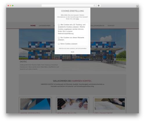Striking MultiFlex & Ecommerce Responsive WordPress Theme WordPress shop theme - harmsen-komtec.de