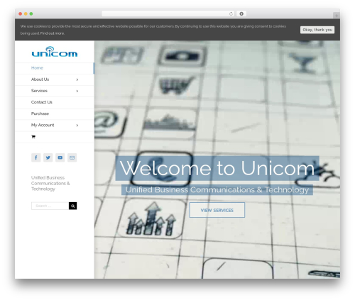 WordPress subscriptio plugin - unicomcorporate.co.uk