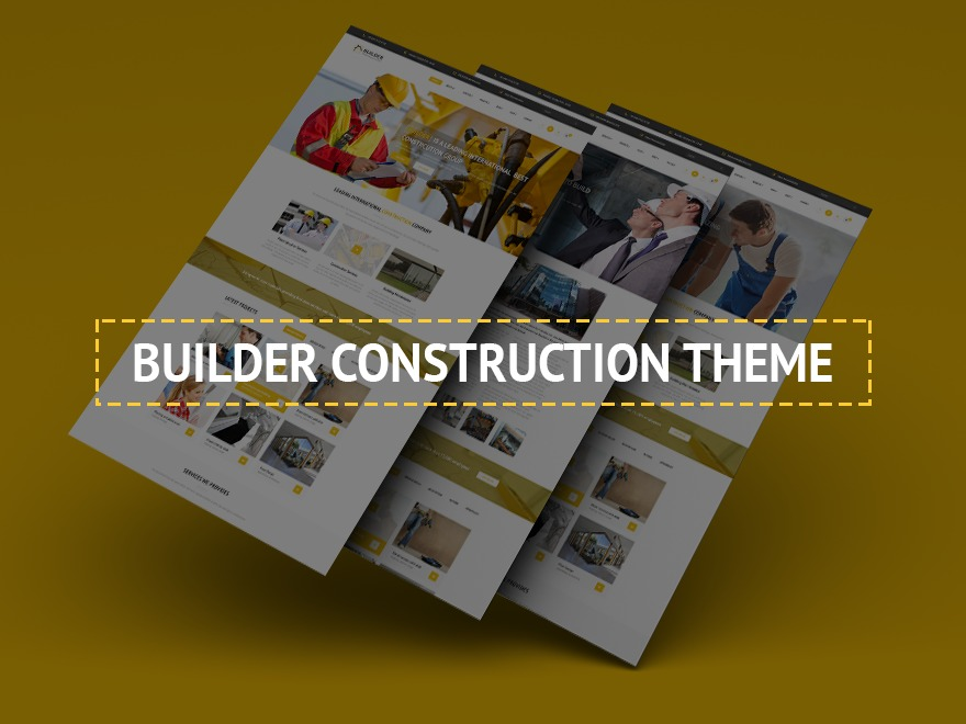 Builder Child WordPress template