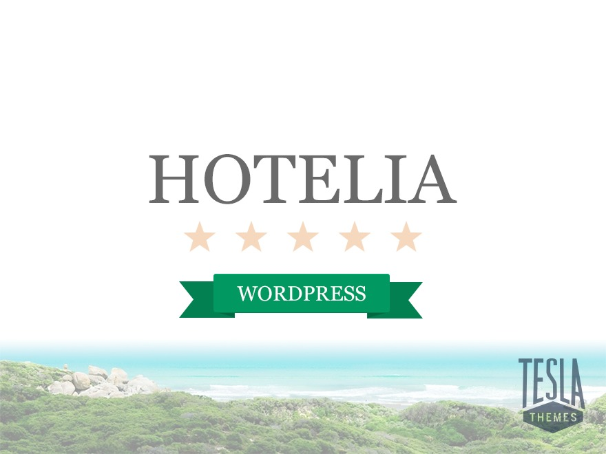 Hotelia best hotel WordPress theme
