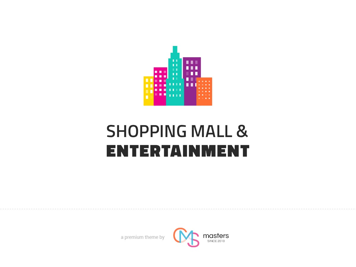 Mall best portfolio WordPress theme