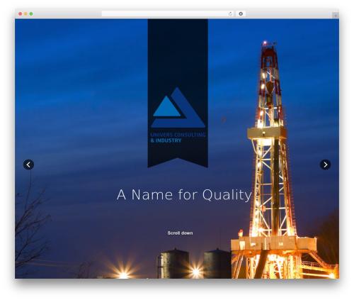 The7 (Share on Theme123.Net) theme WordPress - universconsulting.co.uk