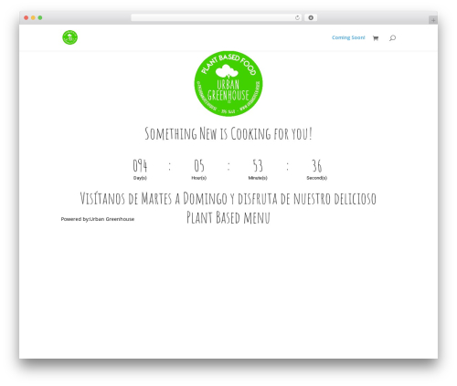 Free WordPress Mailchimp for WooCommerce plugin - urbangreen.house