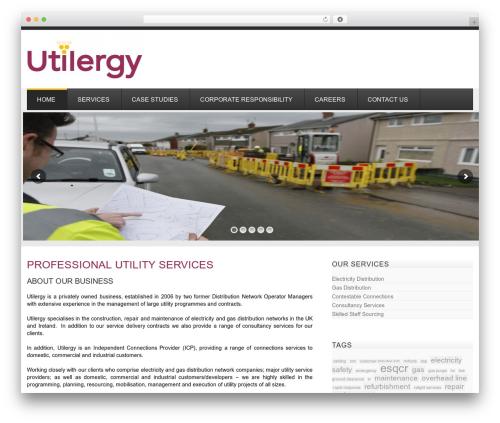 WordPress theme GoodSimple - utilergy.co.uk