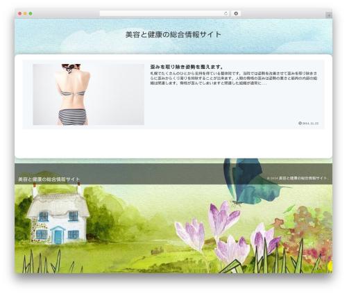 WordPress website template Themolio - unhbauabx.net