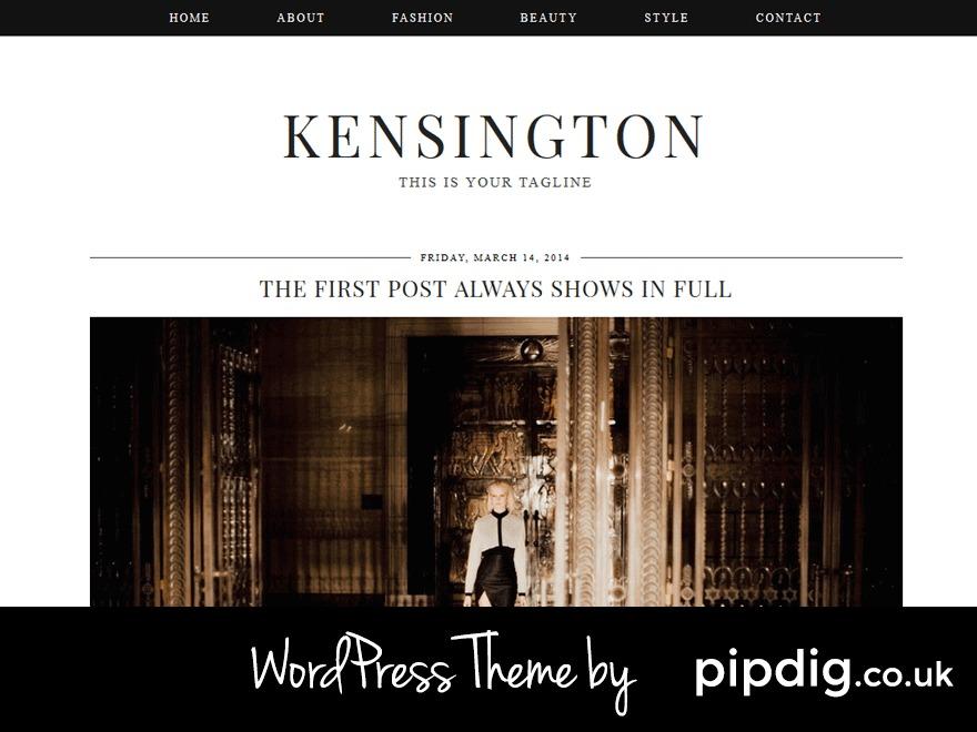 WP template Kensington (pipdig)