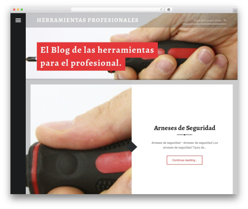 Receptar WordPress theme download - herramientas-profesionales.es