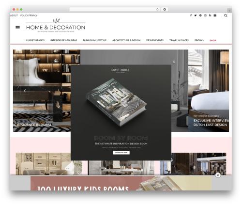 Free WordPress Ajax Pagination and Infinite Scroll plugin - homeandecoration.com