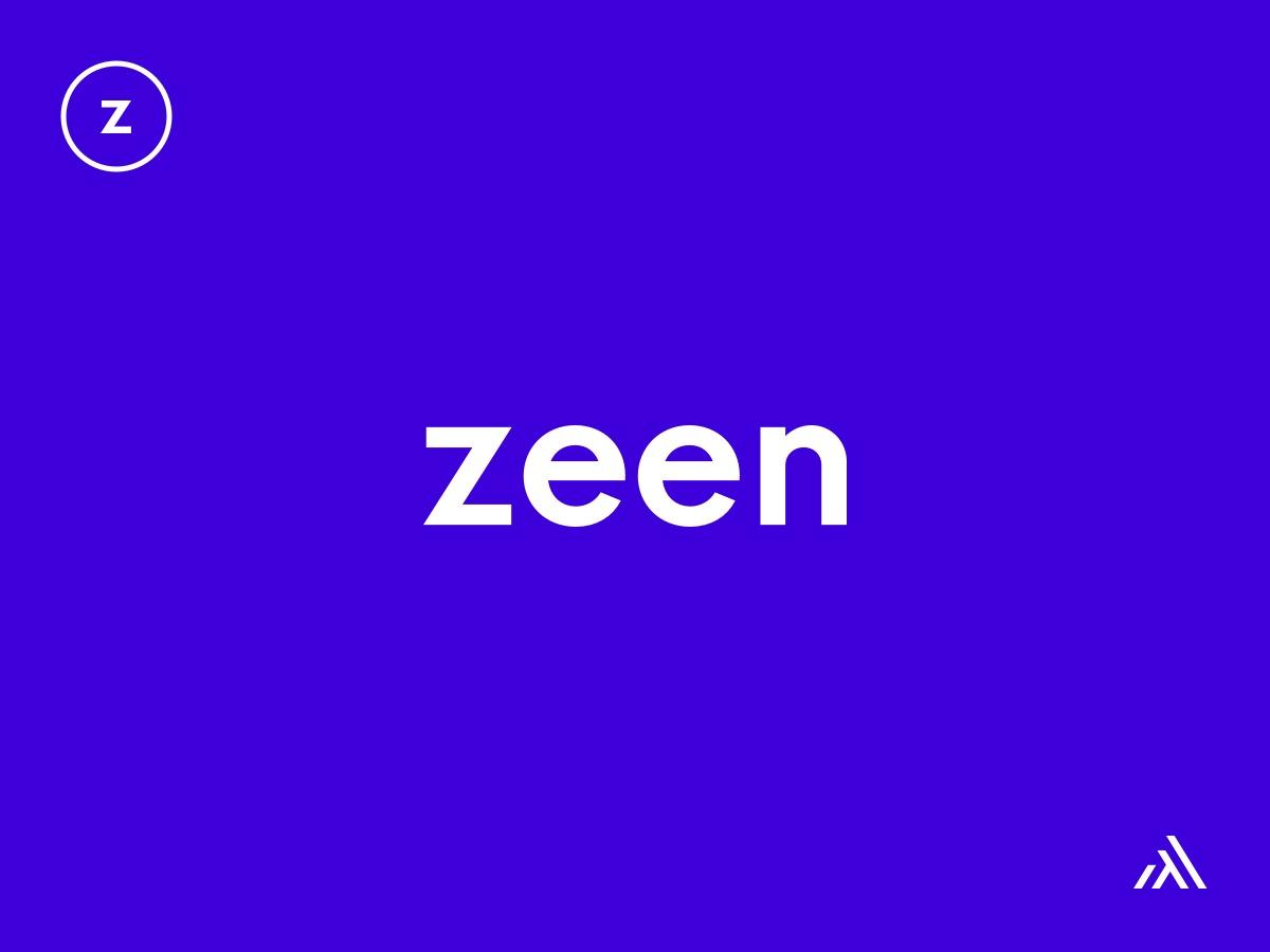 Zeen top WordPress theme