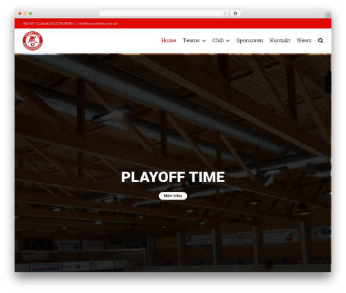 Free WordPress Material Design for Contact Form 7 plugin - hcmuehlethurnen.ch