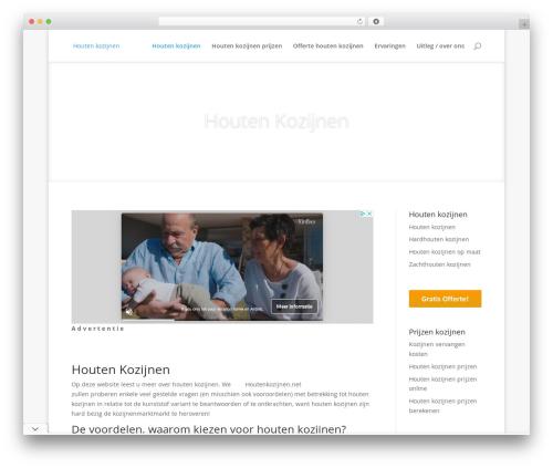 Free WordPress Pojo Device Widget plugin - houtenkozijnen.net