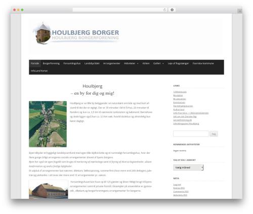 WordPress megamenu-pro plugin - houlbjerg.infoland.dk