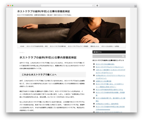 Affinger20150925 template WordPress - hostkyujin.com