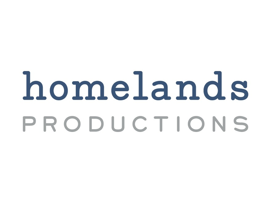 Homelands WordPress page template