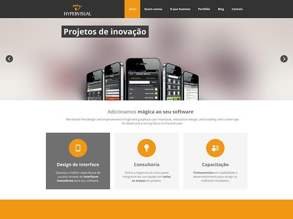 Hypervisual WordPress ecommerce theme