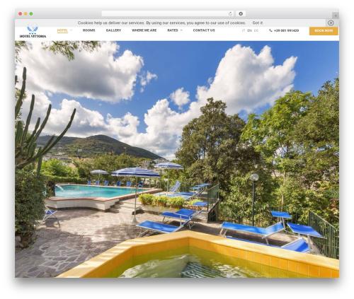 Free WordPress WPFront Notification Bar plugin - hotelvittoria-ischia.it