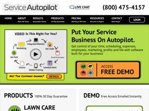 Service Autopilot WordPress theme by Allan Riddle