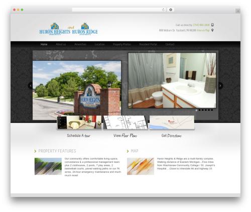Welcome Inn Child theme WordPress - huronheightsandridge.com