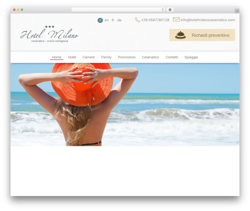 WordPress sitepress-multilingual-cms plugin - hotelmilanocesenatico.com