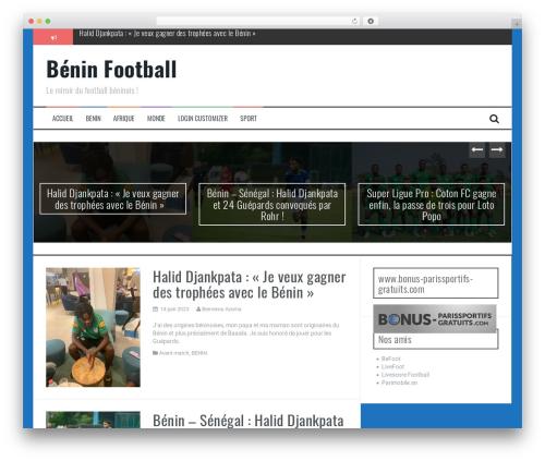 Free WordPress Share Post On WhatsApp plugin - beninfootball.com