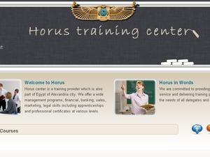 Horus New Arabic Theme WordPress theme