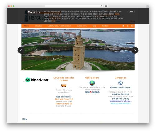 WordPress wp-recaptcha plugin - herculestours.com/en