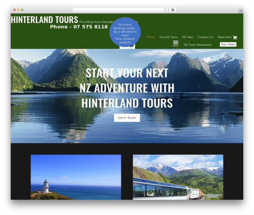Free WordPress WP Mailto Links – Manage Email Links plugin - hinterlandtours.co.nz