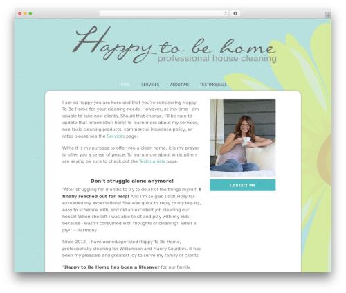 Theme WordPress Jupiter - happy2bhome.com