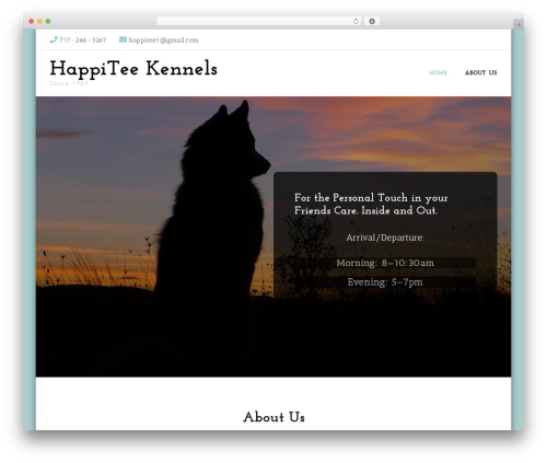 Free WordPress BlossomThemes Toolkit plugin - happiteekennels.com