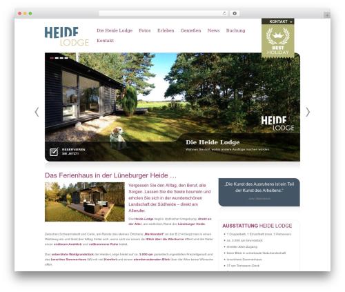 WordPress dmsguestbook plugin - heidelodge.de