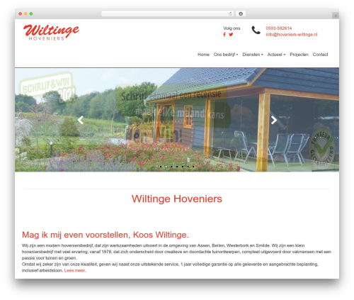 Free WordPress Responsive Lightbox & Gallery plugin - hoveniers-wiltinge.nl