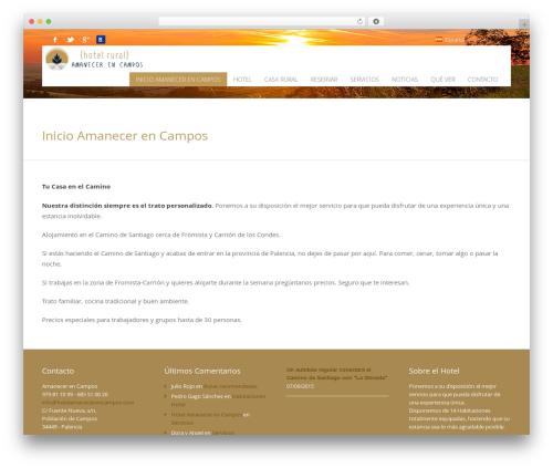 WordPress ait-shortcodes plugin - hotelamanecerencampos.com