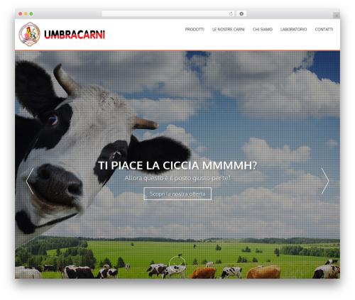 AccessPress Parallax WordPress theme free download - umbracarni.com