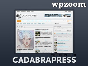 CadabraPress best WordPress theme