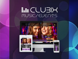 Clubix V2 - Nightlife, Artists, Music & Events WordPress Theme WordPress news theme