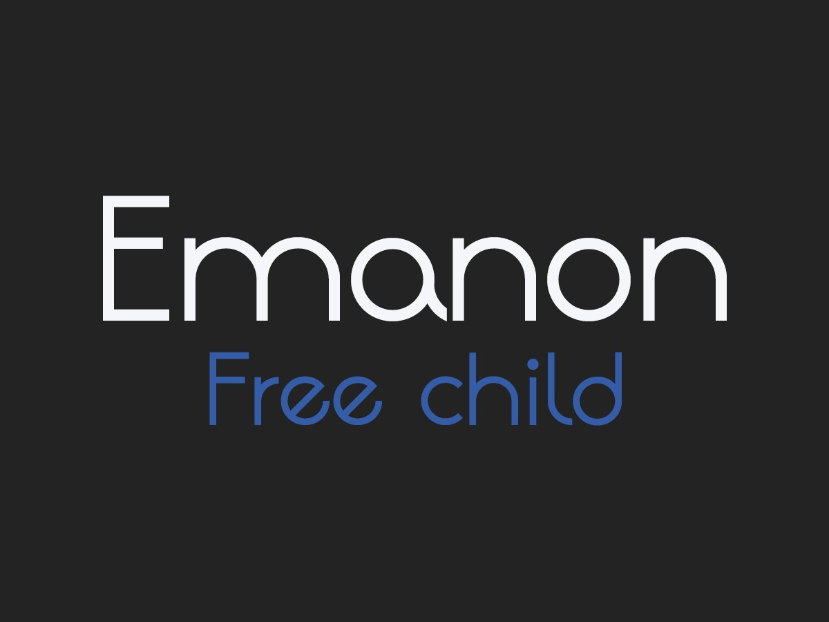 Emanon Free child WordPress theme