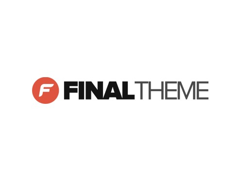 Final Theme WordPress website template