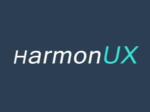 HarmonUX WordPress blog template