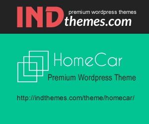 HomeCar Wordpress Theme WordPress theme