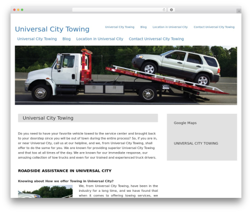 kanagata free website theme - universalcity-towing.info