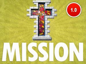 Mission WordPress theme design