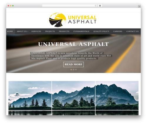 Nirvana WordPress free download - universal-asphalt.com