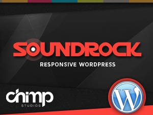 Sound Rock Theme best WordPress gallery