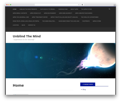 Free WordPress Documents Shortcode plugin - unblindthemind.com