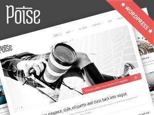 Theme WordPress Poise