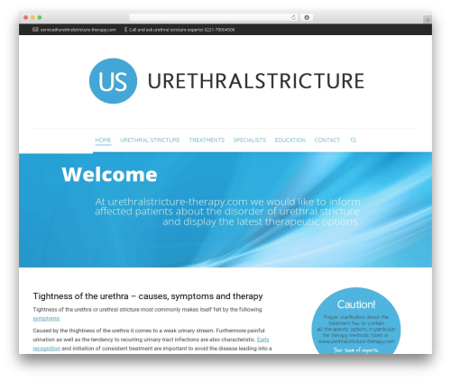 Theme WordPress The7 - urethralstricture-therapy.com